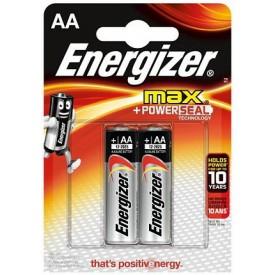 Батарейки Energizer MAX E92/AAA 1,5V - 2 шт.