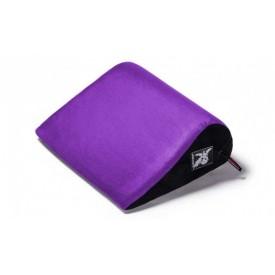Фиолетовая малая замшевая подушка для любви Liberator Retail Jaz
